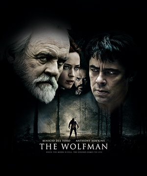 The Wolfman: SAT 10/27 @ 7pm