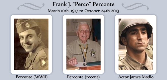 Frank Perconte Band Of Brothers