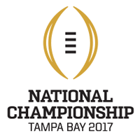 NCAA Football National Championship 2017