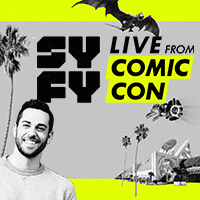 SyFy Presents: Live from Comic-Con