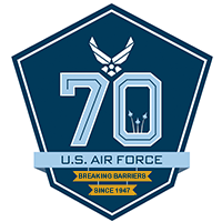 Air Force 70th Birthday