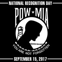 Nat'l POW/MIA Recognition Day