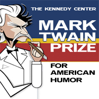 The Kennedy Center Mark Twain Prize